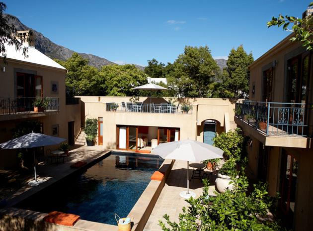 Le Quarteir Francais, South Africa
