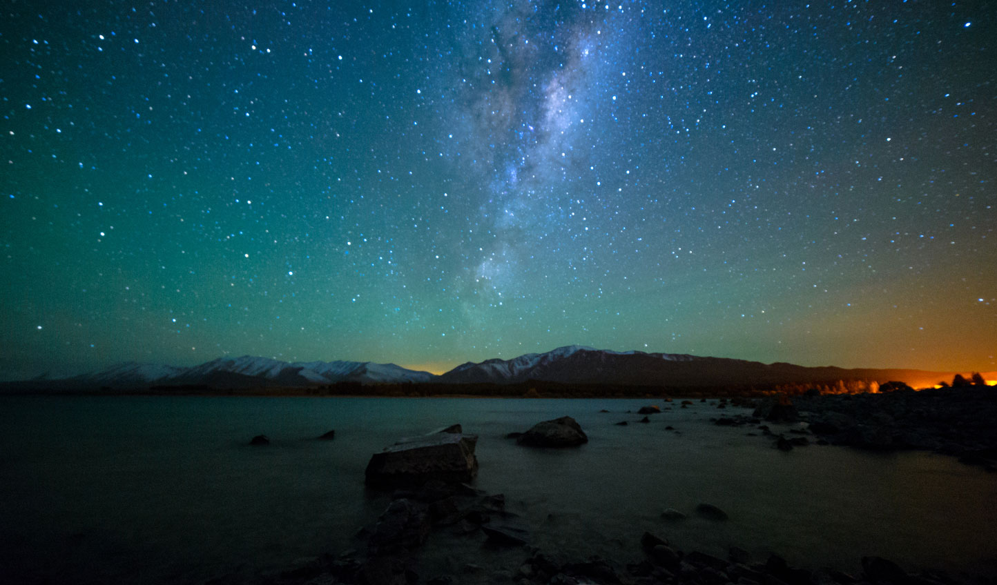Spend special moments beneath the spectacular stars