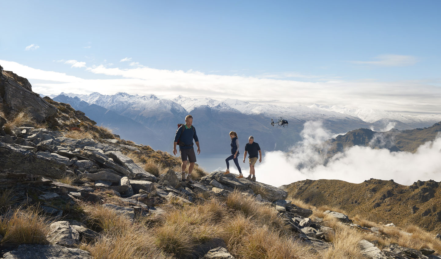 Cecil's Peak - New Zealand