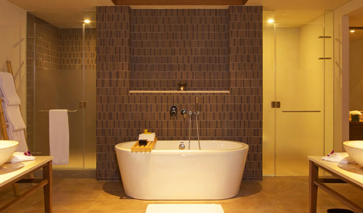 Your stunning bathroom at Silks Place, Taiwan