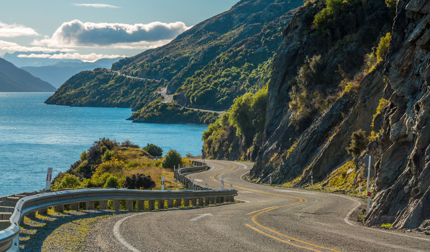 New Zealand - the ultimate road trip destination