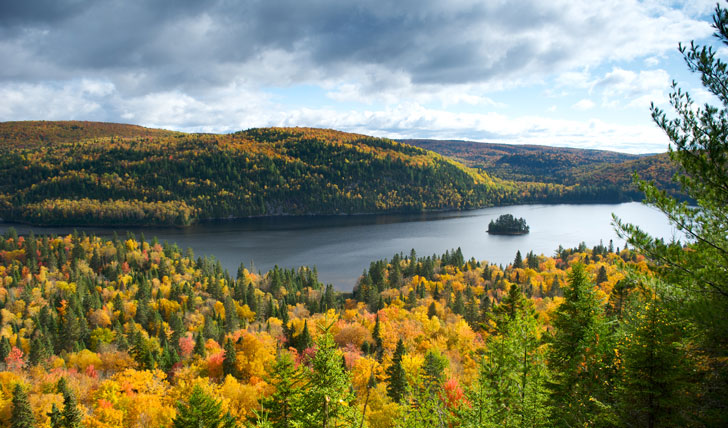 Mauricie luxury holiday guide