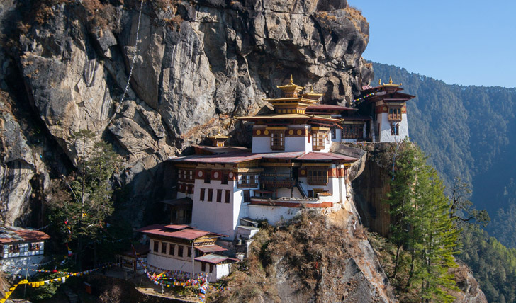The Tiger's Nest Temples
