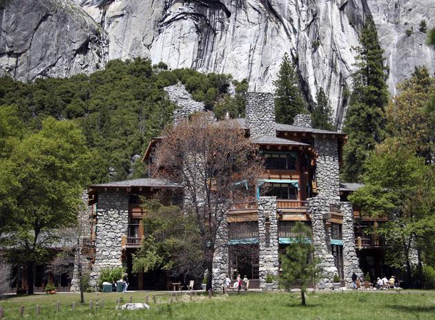 Etonnant The Majestic Yosemite Hotel