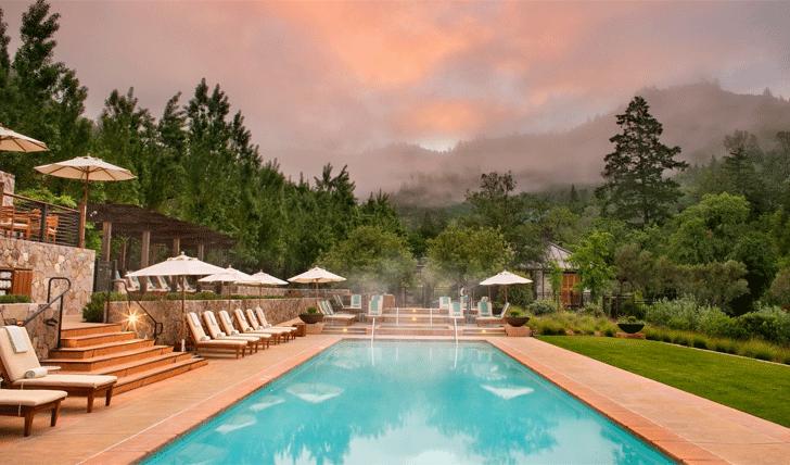 Callistoga Ranch Pool