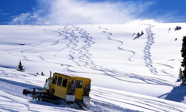 Snow-Cat, Jackson Hole, Wyoming