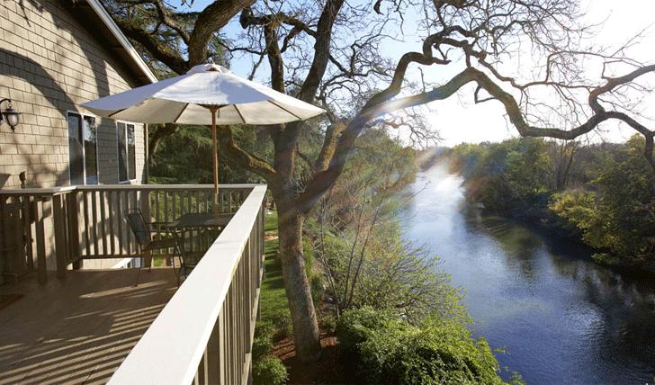 Milliken Creek balcony
