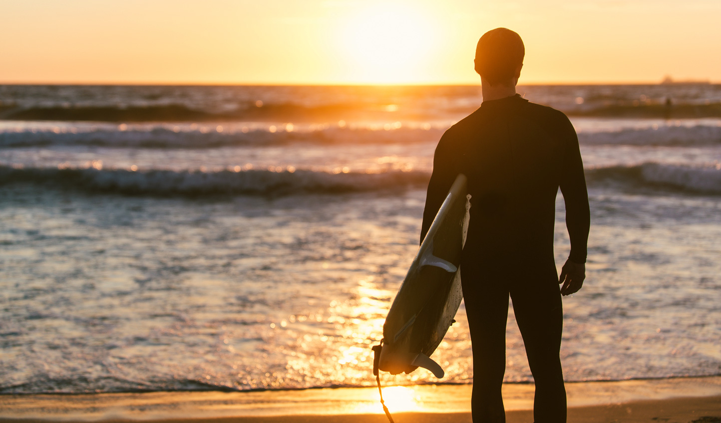 Learn to surf like a pro in California