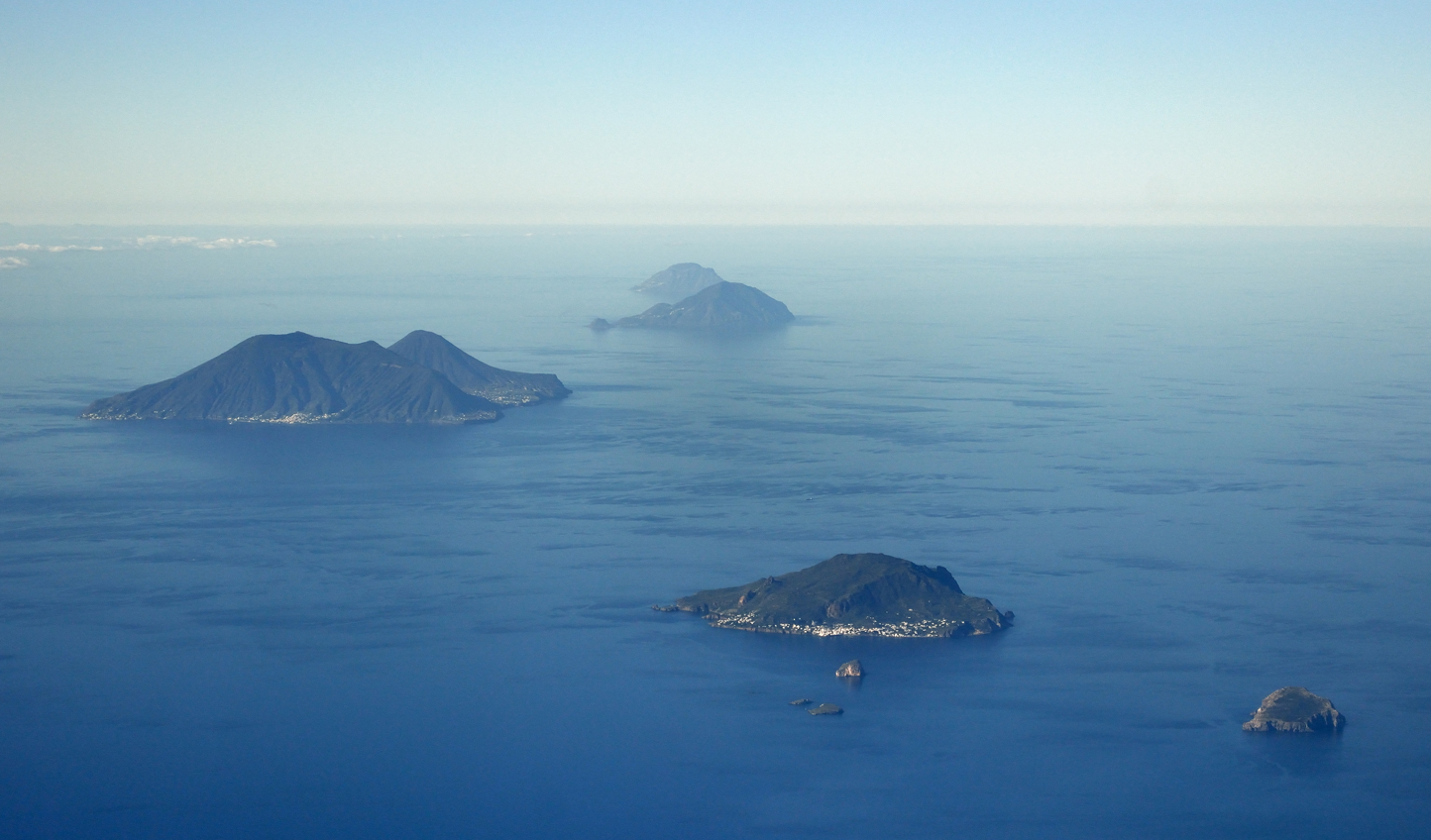 Dip your toes in the Aeolian Islands