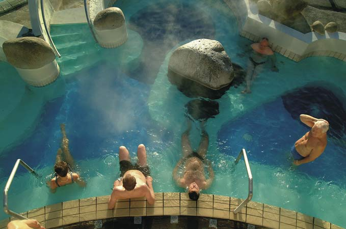 Laugardalslaug Geothermal Pool
