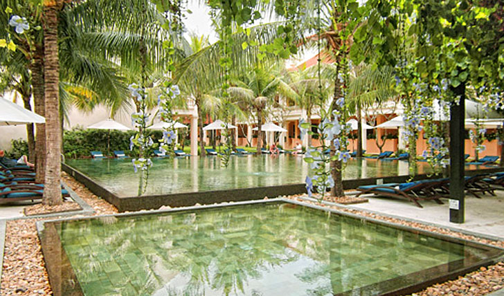 Life Heritage Resort Hoi An Pool