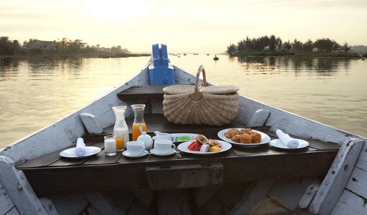 Life Heritage Resort Hoi An Boat Trip