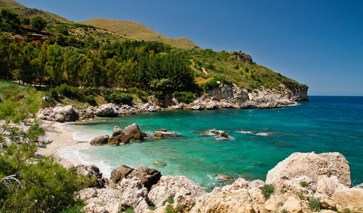 Explore picturesque bays