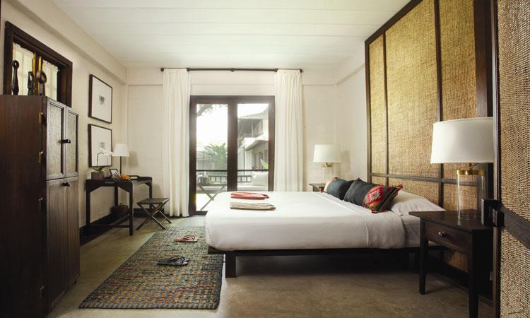 chic thai bedrooms