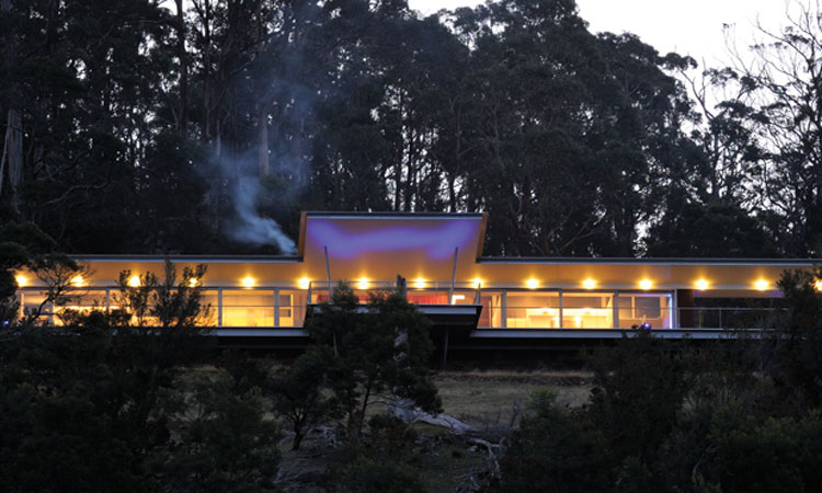 The Lair in Tasmania