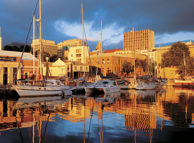 Luxury holiday in hobart