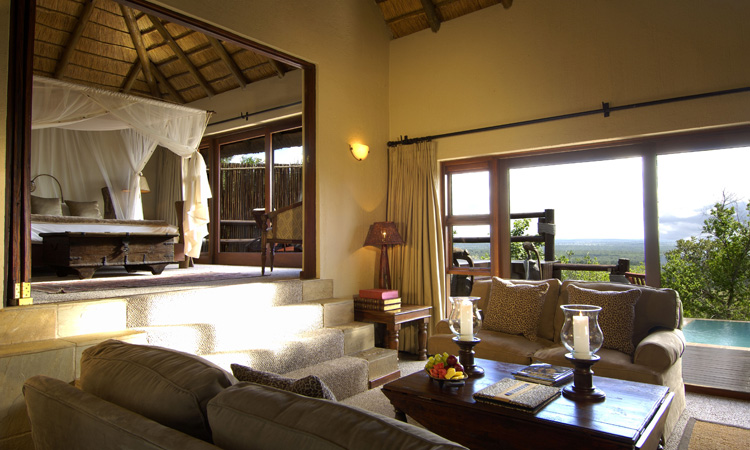 rock lodge makwela suite