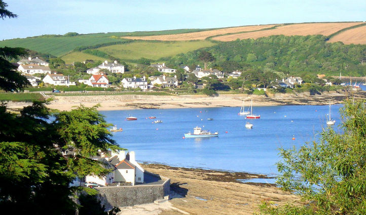 Escape to St Mawes on the Cornish Coast