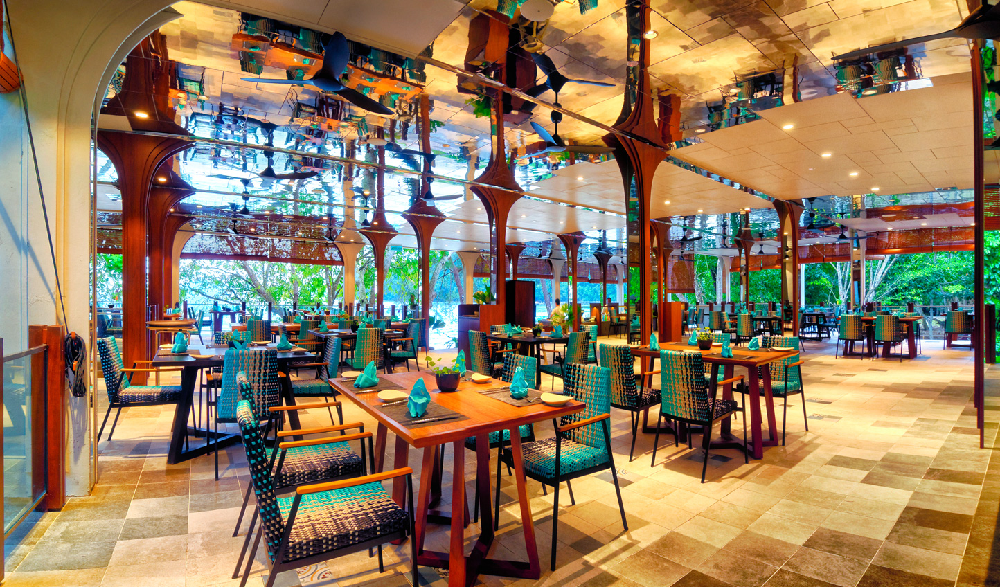 Indulge in some fresh seafood at Pantai Restaurant & Bar