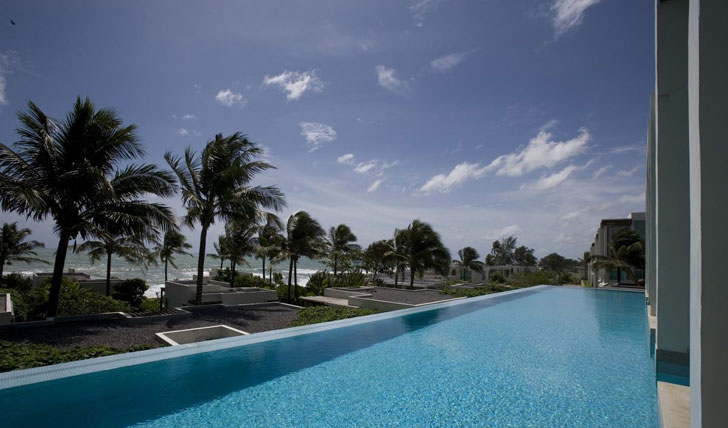 Aleenta resort and spa, thailand