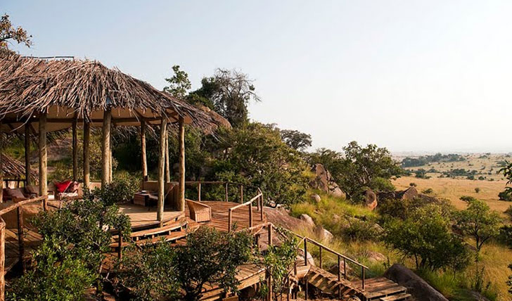 Tanzania's boutique luxury safari lodge