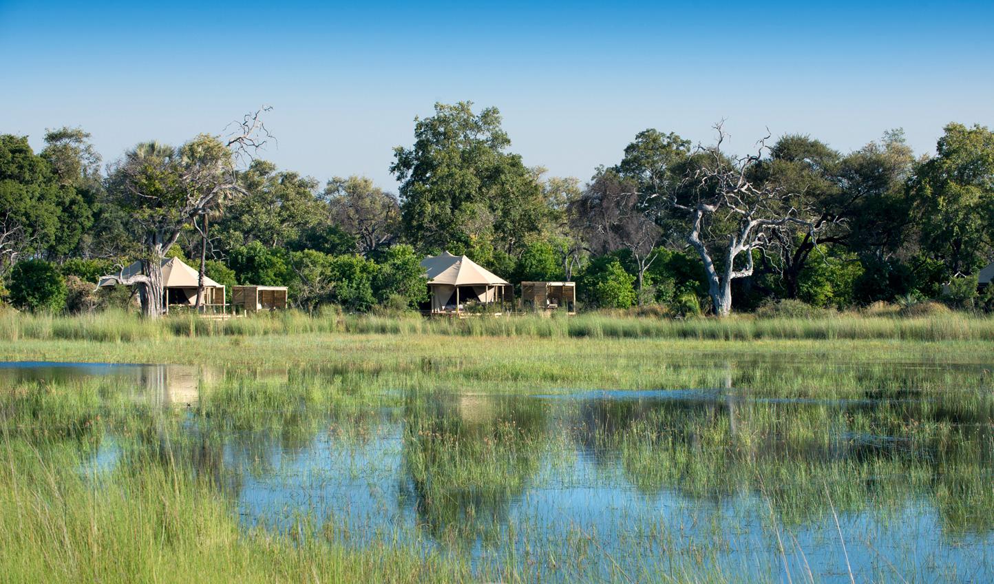 Discover the Okavango Delta from andBeyond Nxabega