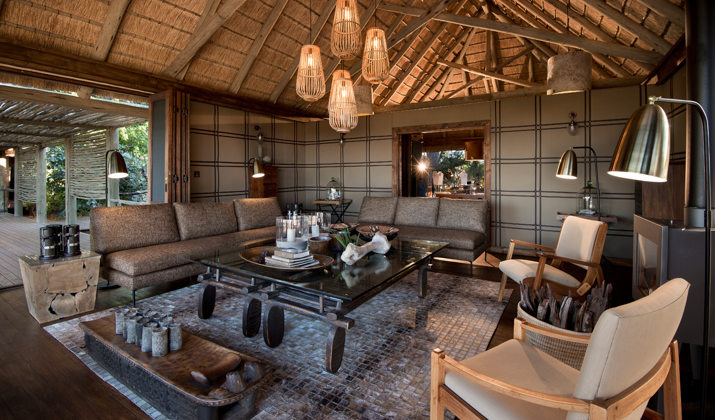 Stylish African design gives a sense of place