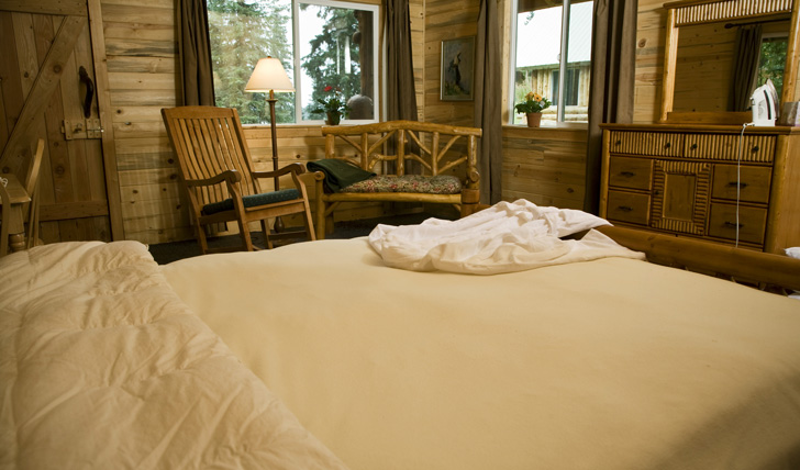 Luxury lodges in Alaska | Winterlake lodge