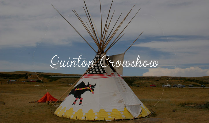 Quinton Crowshoe, First Nations Canada