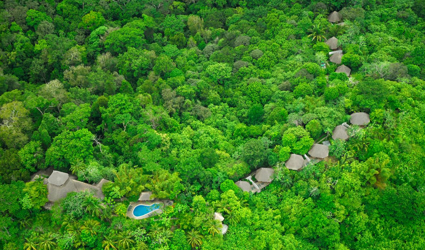 Hideaway in the Costa Rican jungle