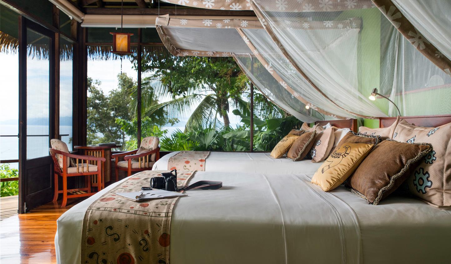 Wake up to a natural paradise