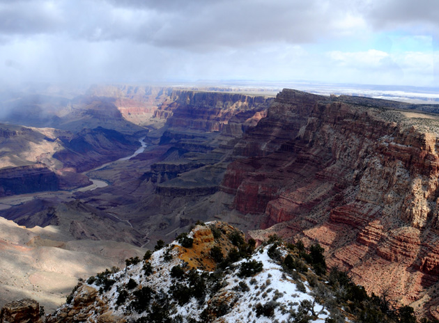 canyons and cowboys in the wild west
