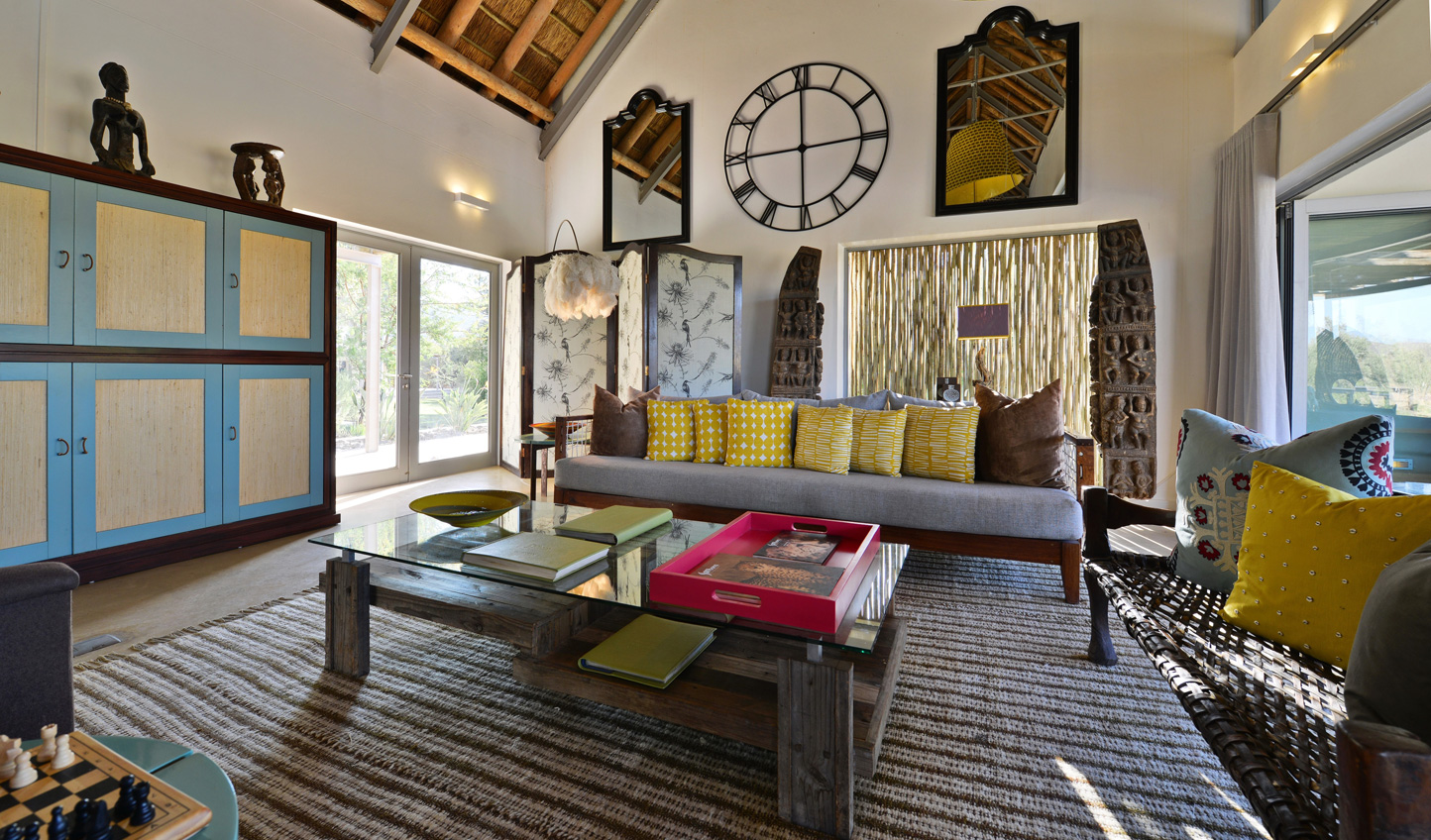 Perhaps Gondwana Lodge is more to your taste