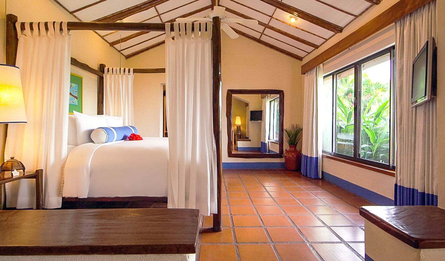 Relaxation and comfort is of the utmost importance at Punta Islita