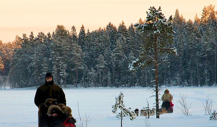 Luxury holidays in Lulea Sweden