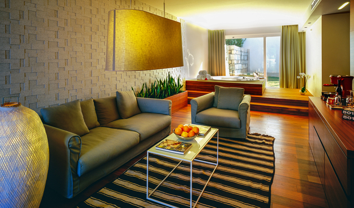 Your Suite Living room