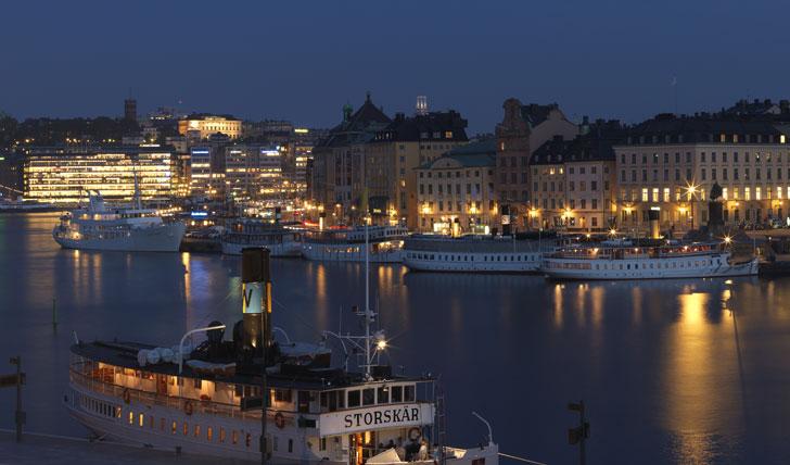 Lydmar Hotel Stockholm view