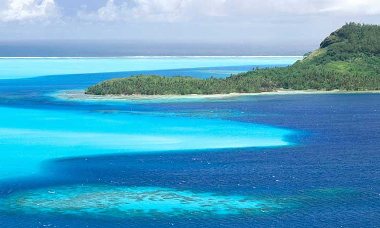 Day dream island