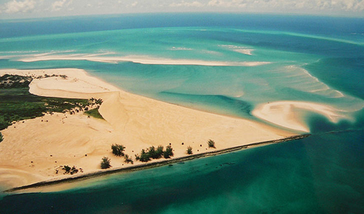Regional guide to Mozambique