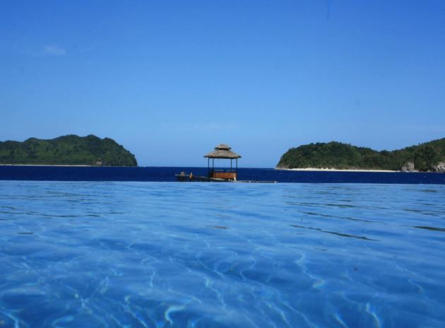 island paradise in ariara