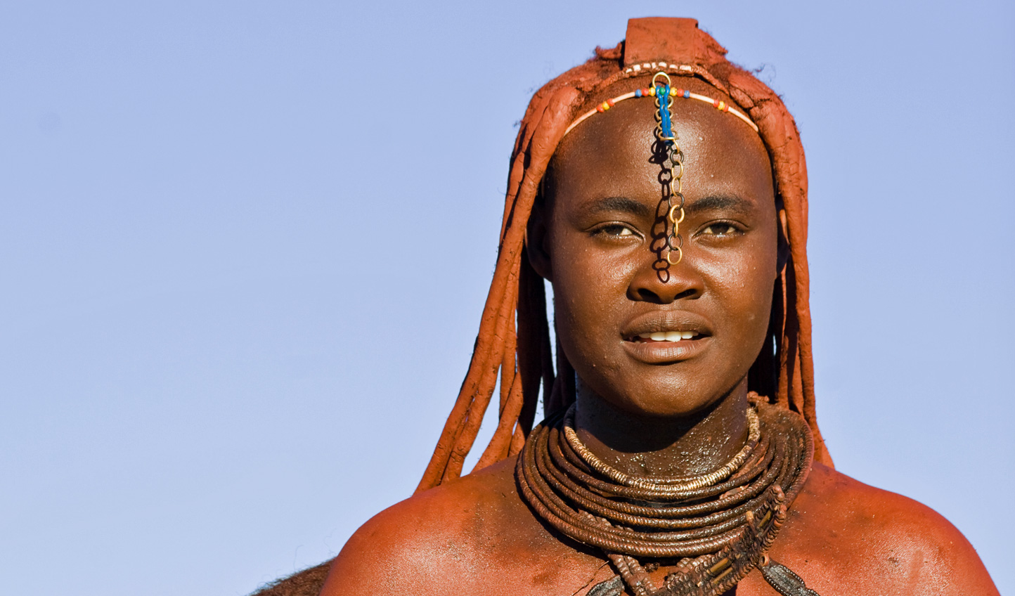 Connect with the local Himba tribe