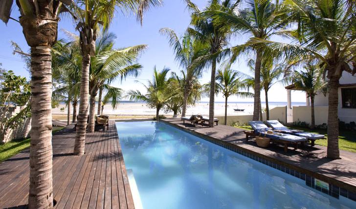 Ibo Island Lodge Swimming pool