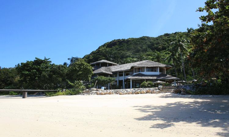beach villa, ariara