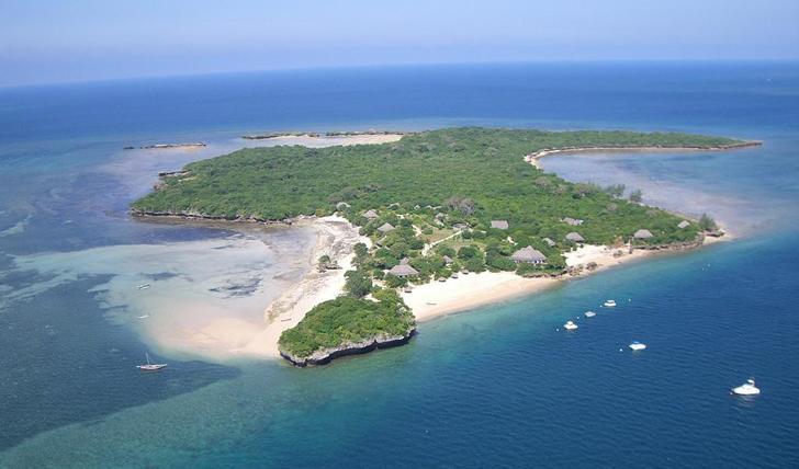 Quilalea Private Lodge in the Quirimbas, Mozambique