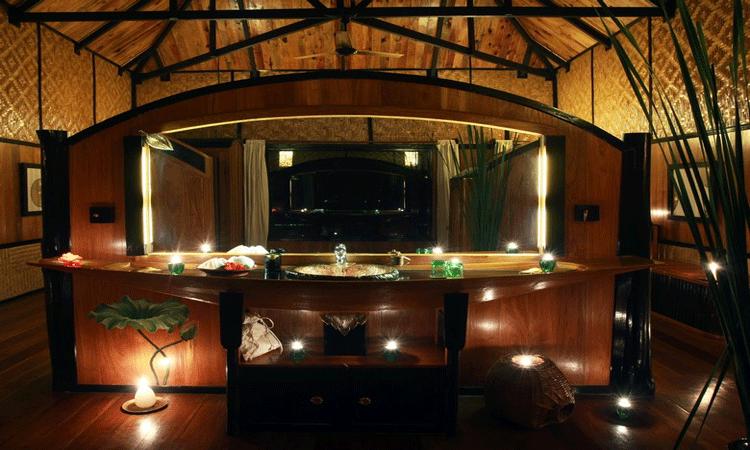 Simple yet stylish burmese decor