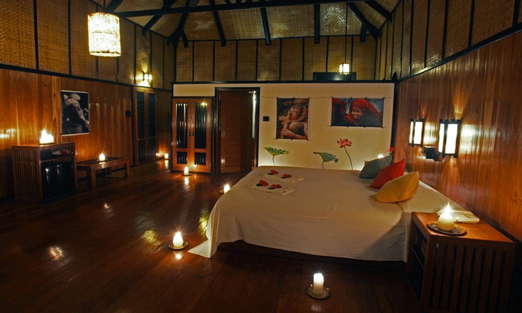 Your stylish room
