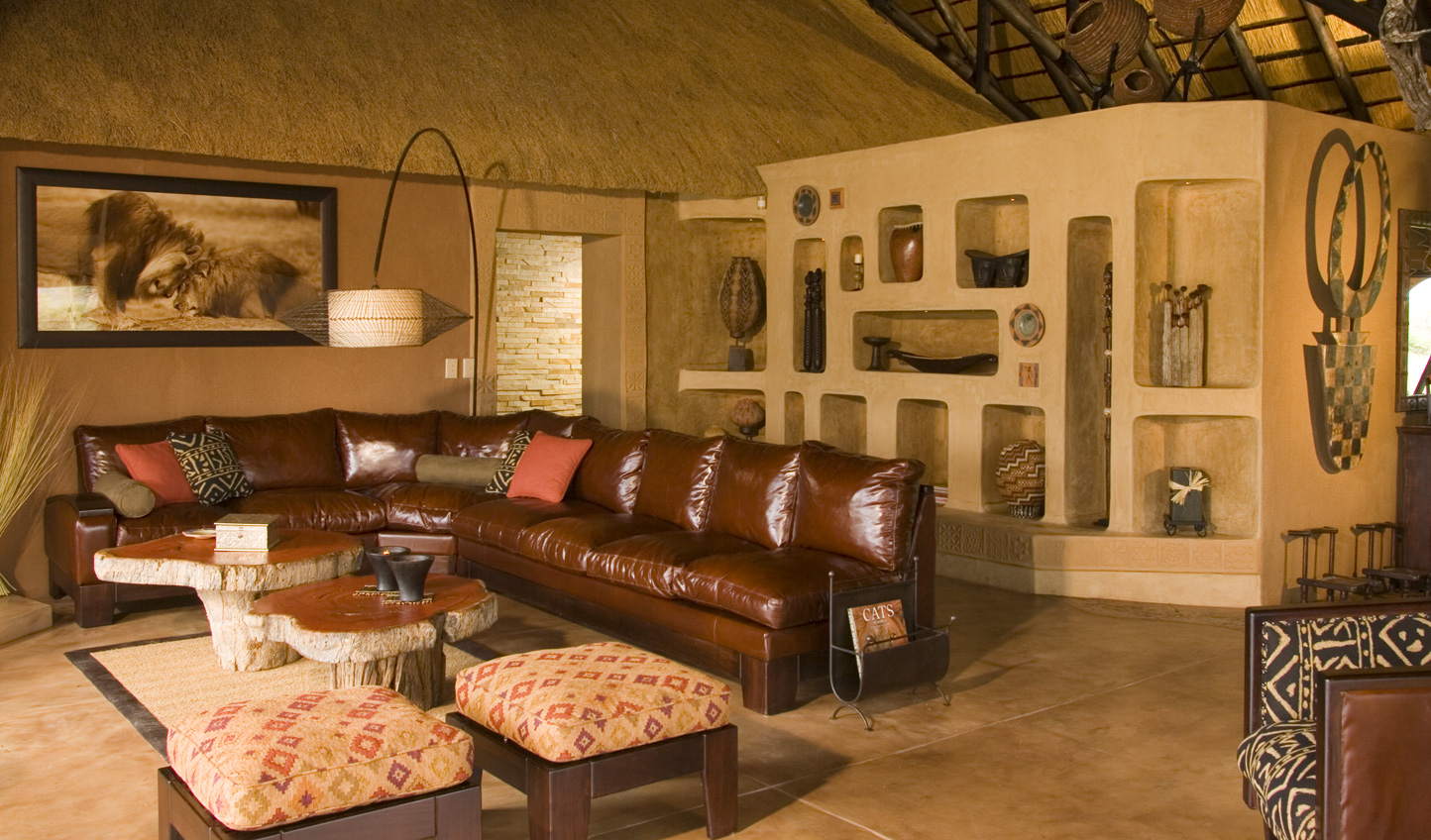 Find a space that's all your own at Okonjima Villa