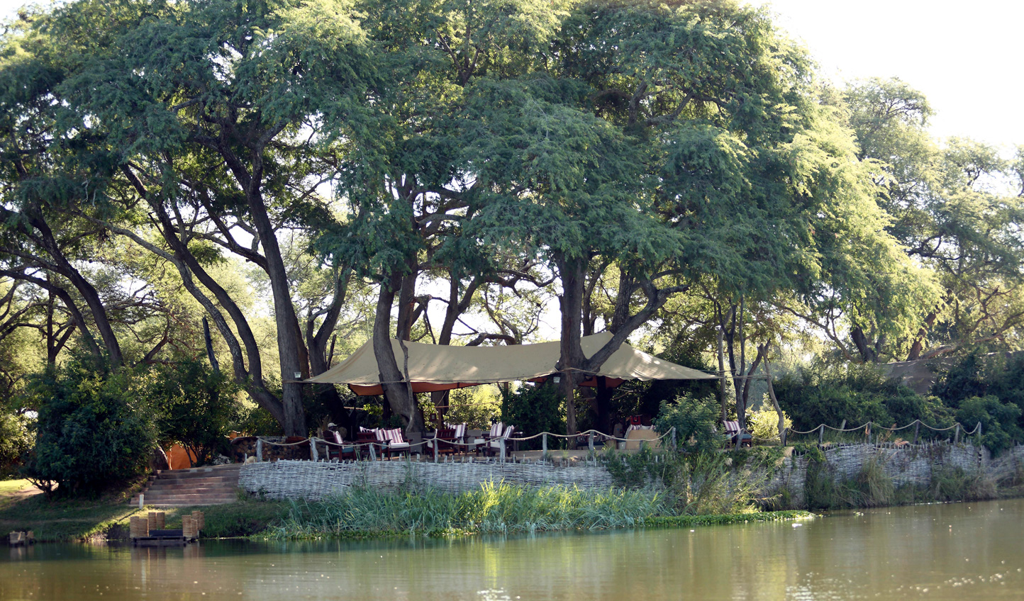 Your luxury Zambian camp