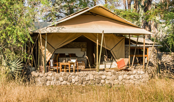 Luxury holidays in Africa