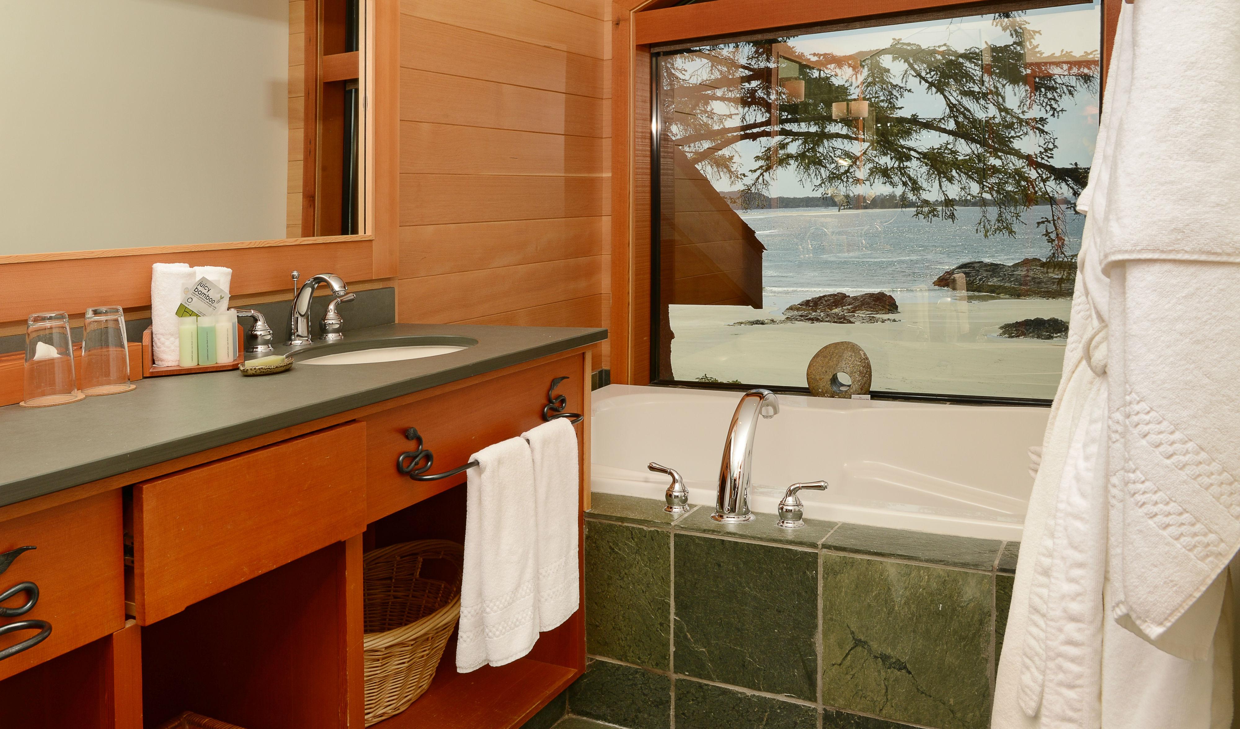Chesterman Loft Suite Bath